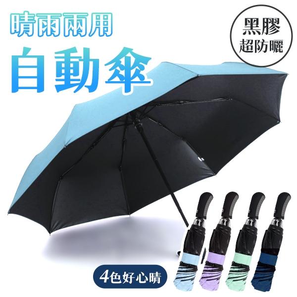 折疊傘 摺疊傘 八骨 自動傘 雨傘 遮陽傘 陽傘 晴雨傘 防曬 遮陽 抗UV 防風 下雨 雨天 反向