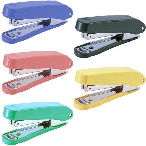 [奇奇文具]【普樂士 PLUS 釘書機】普樂士PLUS PS-10E 10號釘書機 (5色可選)