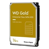 WD 威騰 WD141KRYZ 金標 14TB 3.5吋企業級硬碟 7200高轉速 512MB快取記憶體