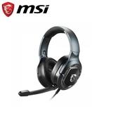 MSI 微星 IMMERSE GH50 GAMING 電競耳機【上網登錄送冰壩杯及GD20滑鼠墊】