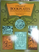 【書寶二手書T2/漫畫書_WDD】A Treasury of Bookplates from the Renaissan
