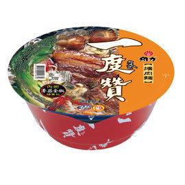 維力一度贊爌肉麵碗裝(12碗/箱)【合迷雅好物超級商城】