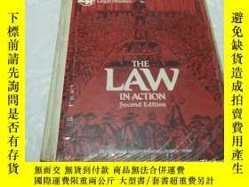 二手書博民逛書店Legal罕見Studies-Volume 2 THE LAW
