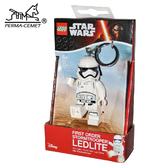 帝國風暴士兵 LEGO/樂高/樂高鑰匙圈/鑰匙圈/星際大戰/Star Wars/LED/LED鑰匙圈