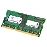 【免運費】Kingston 金士頓 KCP3L16SS8/4 DDR3-1600 4GB 筆電用 低電壓 記憶體 1.35v