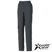 PolarStar 女防水保暖長褲 灰藍 P16410 休閒褲│釣魚褲│登山褲│耐磨褲