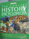 【書寶二手書T1/歷史_XDG】The Concise History Encyclopedia