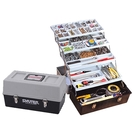 SHUTER 樹德 TB-104 專業型工具箱/收納箱 (未含工具) 四層 426X235X225mm