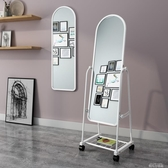 全身鏡子 穿衣鏡 落地鏡 試衣鏡 化妝鏡 服裝鏡 壁掛牆鏡QM 依凡卡時尚