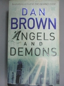 【書寶二手書T8/原文小說_HCQ】Angels and Demons_Dan Brown