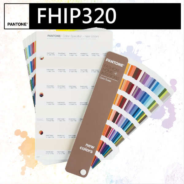 【MY】Color Specifier and Guide Supplements FHIP320