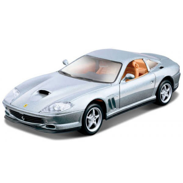 《 Bburago 》1/24法拉利-550 MARANELLO 跑車 模型車 ╭★ JOYBUS玩具百貨