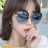 偏光太陽鏡防紫外線潮網紅大臉ins街拍韓版墨鏡2020新款【果果新品】
