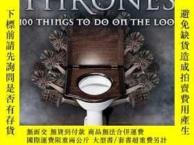 二手書博民逛書店Games罕見on Thrones: 100 things to