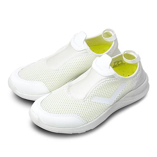 LIKA夢 PONY 輕便透氣休閒慢跑鞋 AQUA H2O 系列 白 72W1AQ61RW 女