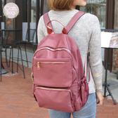 Catsbag|乾燥玫塊多收納大容量防潑水尼龍後背包|G1674