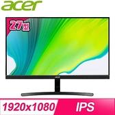 【南紡購物中心】ACER 宏碁 K273 27型 IPS 電腦螢幕