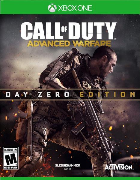 X1 Call of Duty: Advanced Warfare 決勝時刻:先進戰爭(美版代購)