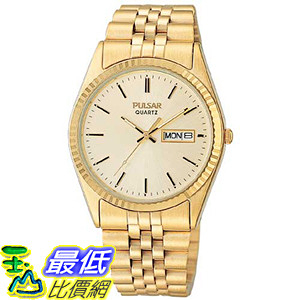 [美國直購 ShopUSA]Pulsar Dress PXF102 Mens Watch$3194