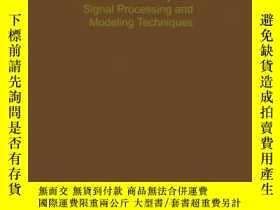 二手書博民逛書店Multidimensional罕見Systems: Signal Processing And Modeling