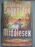 【書寶二手書T5/原文小說_JLA】Middlesex: A Novel_EUGENIDES, JEFFREY