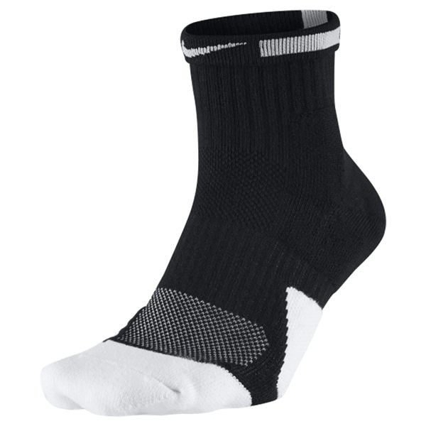 【iSport愛運動】Nike DRY ELITE MID-1.5 菁英氣墊長襪一雙 SX5594013 黑色