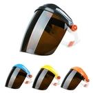 電焊面罩防護焊工焊接焊帽氬弧焊面屏面具眼鏡氣保焊燒焊頭戴式交換禮物