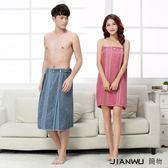 竹纖維可穿浴巾非純棉柔軟