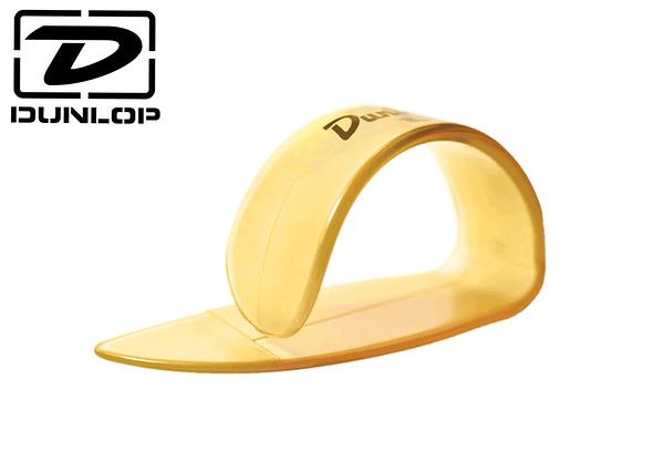 小叮噹的店- PICK 彈片 金黃色 食指套 Dunlop 9072R / 9073R