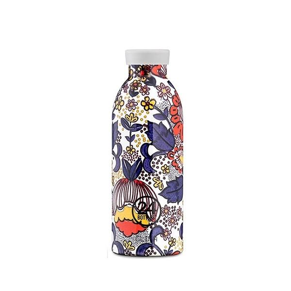 【24Bottles】Clima不鏽鋼雙層保溫瓶 500ml (附濾茶器) - 大吉嶺 保溫保冰 好攜帶 好清洗