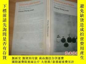 二手書博民逛書店CREATIVITY罕見AND TAOISM--A STUDY