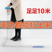 管道疏通器 捅通管道廁所馬桶下水道疏通器神器工具廚房家用清理堵塞一投通渠 俏女孩