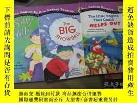 二手書博民逛書店ALL罕見ABOARD READING 3本和售Y10980 ALL ABOARD READING ALL A