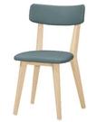 【南洋風休閒傢俱】單椅系列-安琪拉皮餐椅 彩色餐椅 北歐洽談椅 休閒椅 1062-12-16