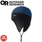 【Outdoor Research 美國 PERUVIAN 防風保暖帽《藍/黑》】243546/毛帽/刷毛帽/休閒帽