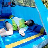 [gogo購]戶外雙人自動充氣墊防潮帳篷便攜
