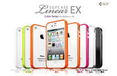 【東西商店】 SGP iPhone 4 / 4S Case Linear EX Color 系列保護框