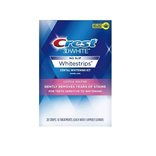 Crest 3D White 美白牙貼14件【康是美】