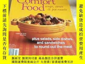 二手書博民逛書店Comfort罕見Food soups stews & pot roastsY156452 見圖 見圖 出版