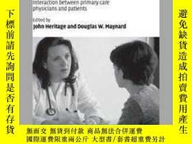 二手書博民逛書店Communication罕見In Medical CareY256260 Heritage, John (e