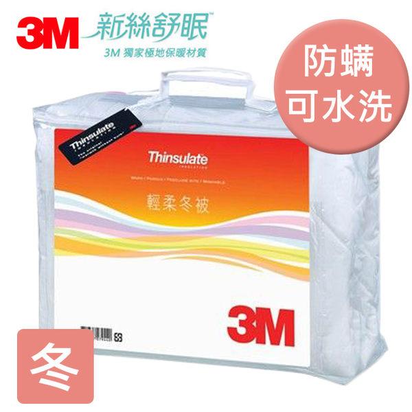 3M Thinsulate新絲舒眠 保暖/抑制塵螨/可水洗 輕暖冬被(Z370) (被子/涼被)