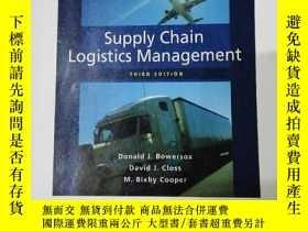 二手書博民逛書店Supply罕見Chain Logistics Manageme