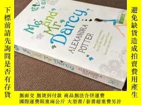 二手書博民逛書店Me罕見and Mr Darcy (英語)Y278316 Ale