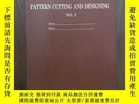 二手書博民逛書店PATTERN罕見CUTTING AND DESIGNING【日
