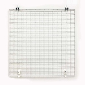 多用途網片60x60cm(適用輕鋼架)-白色