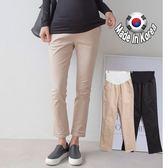 【愛天使孕婦裝】正韓國空運(62439)彈性棉 正式休閒兼具哈倫褲 孕婦褲(瑜珈腰圍)