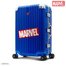 行李箱  Deseno Marvel 漫威復仇者 鏡面 PC 20吋 細鋁框箱 行李箱 旅行箱 美國隊長 DL2413