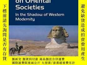 二手書博民逛書店Marx罕見And Weber On Oriental Societies-馬克思與韋伯論東方社會Y43663