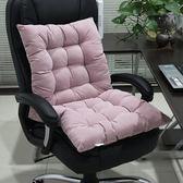 坐墊冬椅墊坐墊靠墊一體板凳電腦餐椅子學生座墊加厚墊子冬季莎瓦迪卡