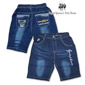 男童 牛仔短褲 [1903-8] RQ POLO 春夏 中大童 17-27碼 童裝 現貨